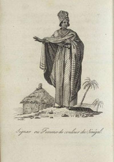 signare of saint louis